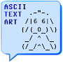 ASCII Text Art APK icon
