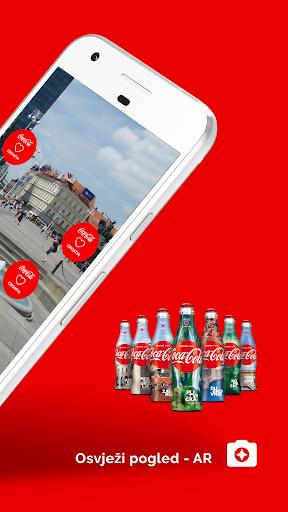 Coca-Cola loves Croatia screenshot 2