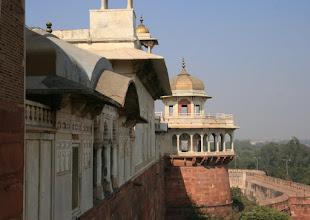 Photo: Agran punaisen linnoituksen kauneimpia osia