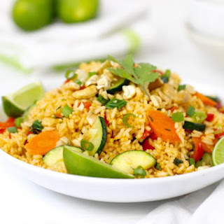 Thai Coconut Curry Rice