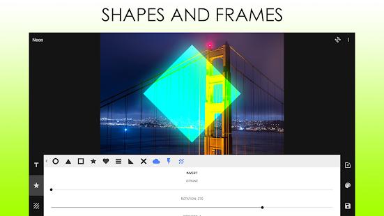 Resultado de imagen para Neon – Photo Effects android