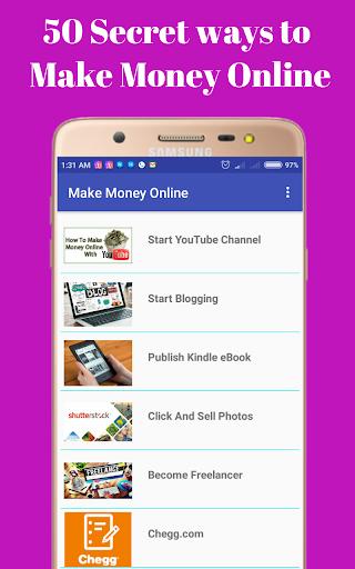 Make Money Online screenshots 1