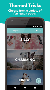 Puppr - Dog Training & Tricks Screenshot
