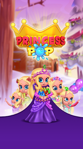 Princess Pop - Bubble Games filehippodl screenshot 8