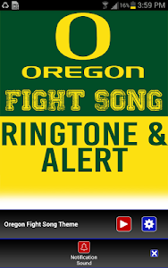 University Of Oregon Ringtone screenshot 2