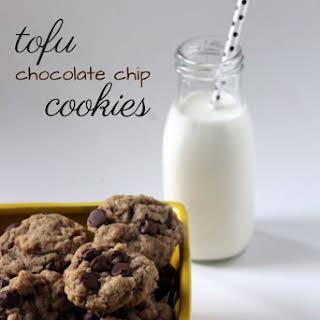 Tofu Chocolate Chip Cookies.