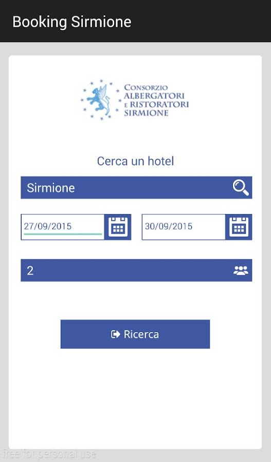Booking Sirmione- screenshot