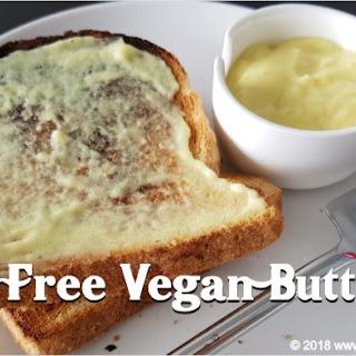 Vegan Butter That'S Oil Free... Whaaaaaat? Recipe
