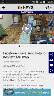 KFVS12 Local News- screenshot thumbnail