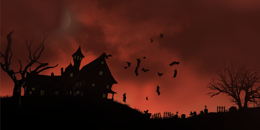 Scary Halloween Live Wallpaper  screenshots 8