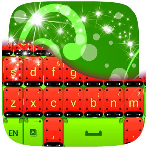 瓢蟲鍵盤主題 個人化 App LOGO-APP試玩