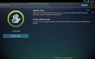 Screenshot of AntiVirus FREE - Security Scan