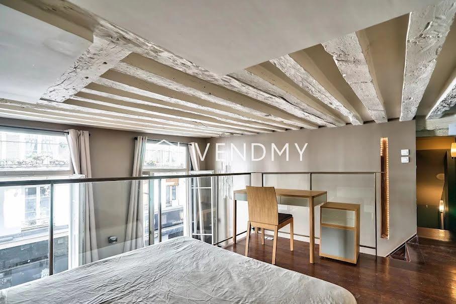 Vente studio 1 pièce 30 m² à Paris 1er (75001), 480 000 €