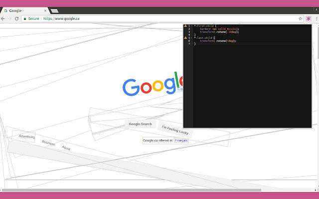 Navi Live CSS Editor