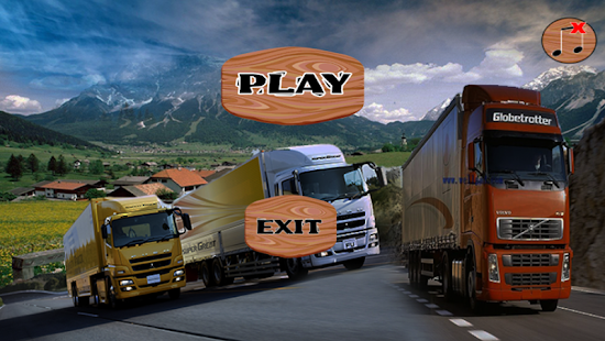 Heavy Lorry Sim Up Hill Drive - náhled