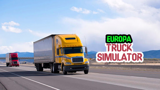 Euro Driving Truck : Truck Drive Simulator 2019 2 screenshots 1