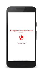 Anonymous Private Sec Browser- screenshot thumbnail