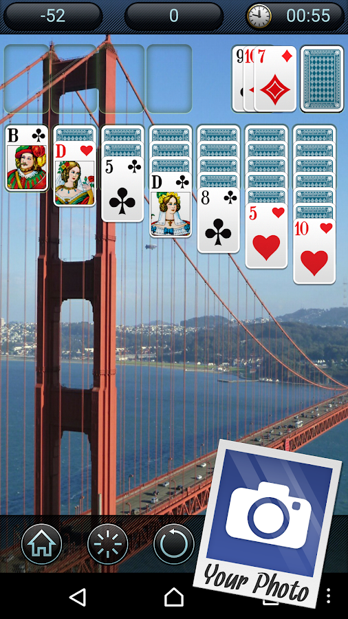 Solitaire free Card Game- screenshot