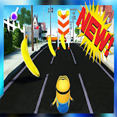 Banana Run : Adventure of minion