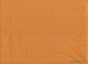Photo: 100% Powerloom Dupioni Silk - Orient 018