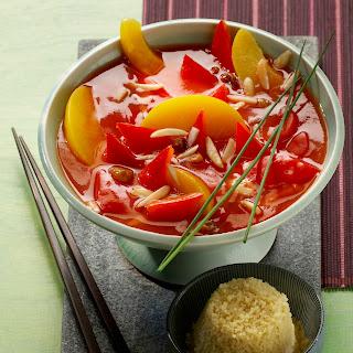 """Curry  """"vegetarische Art"""""""