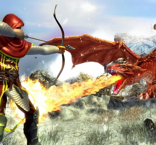 Flying Dragon Games: capturas de pantalla de City Action 3D 5
