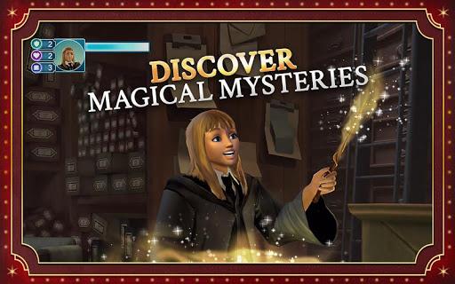 Harry Potter: Hogwarts Mystery apkmr screenshots 4