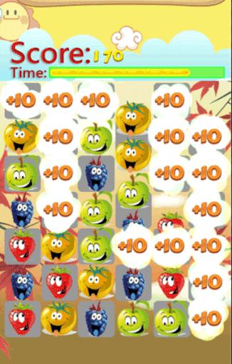 水果疯狂(第3场比赛谜)