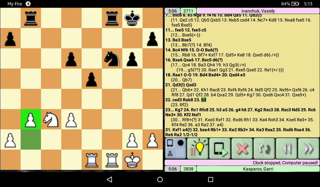 Chess for All- screenshot