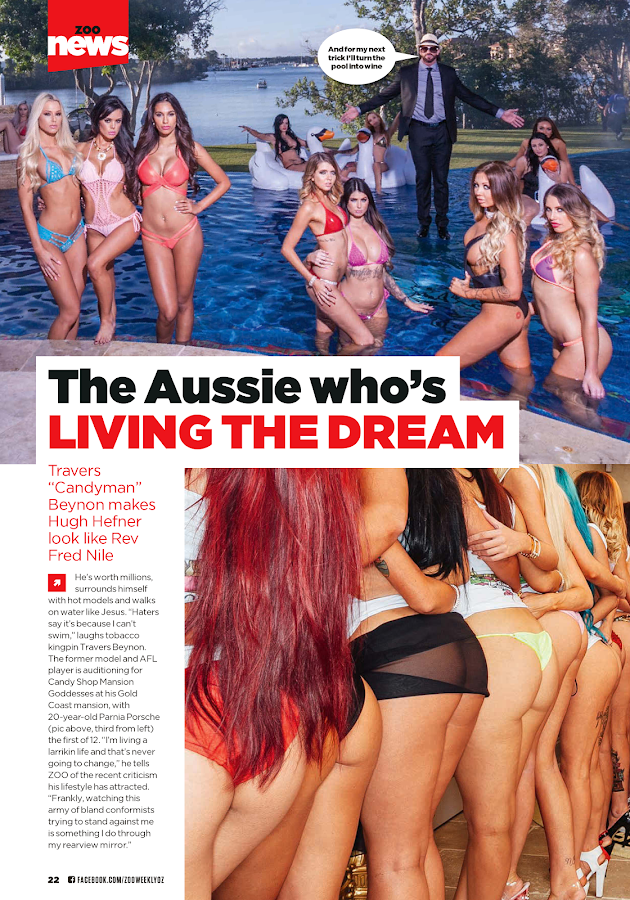ZOO Weekly Australia- screenshot