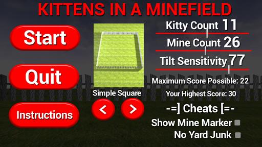 Kittens in a Minefield