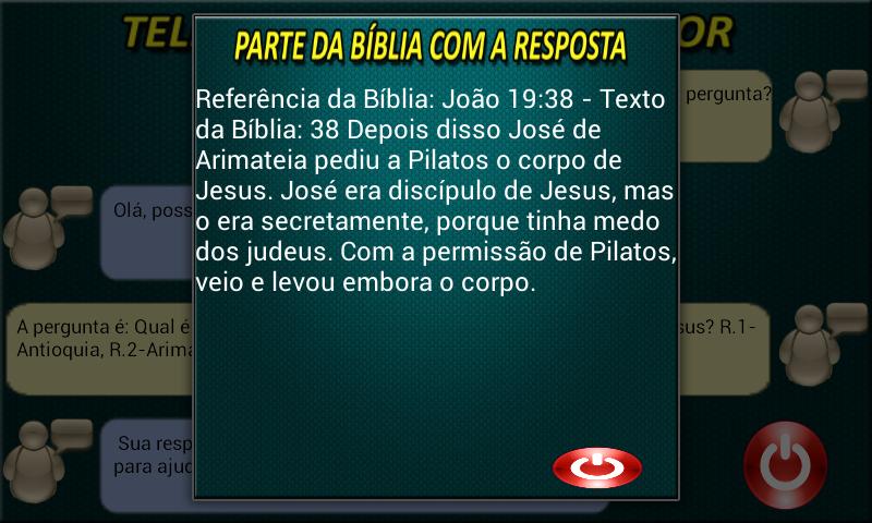 Show do Milhão da Bíblia- screenshot