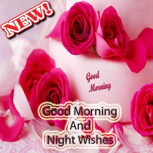 Good Morning And Night Wishes Apps On Google Play