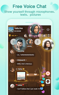chat rooms apps free