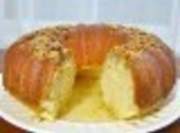 Hawaiian Pineapple Bundt Cake Recipe