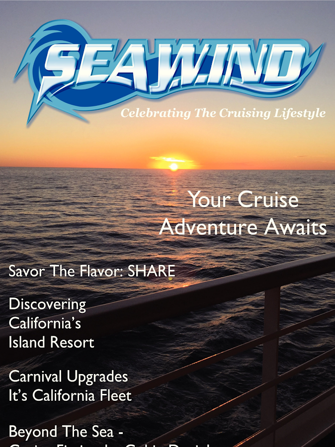 Seawind - Cruise Travel- screenshot