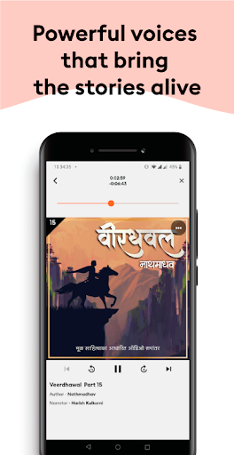 AudioBites by Storytel 0.2.7 screenshots 15