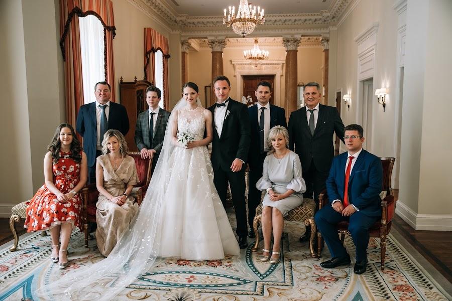 Huwelijksfotograaf Richard Konvensarov (konvensarov). Foto van 06.05.2019