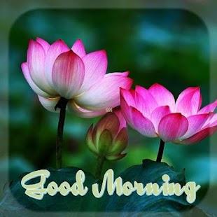 Dobré ráno přání - náhled