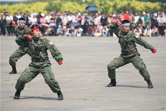 Photo: 湖口營區開放活動(一) 軍聞社蔡宗恆 攝