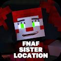 Fnaf Mod for MCPE icon