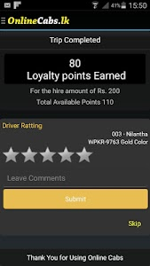 Online Cabs - Taxi Sri Lanka screenshot 6