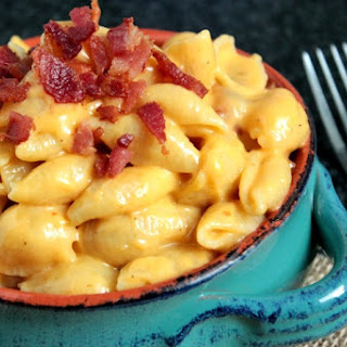 Shells and Cheese with Bacon Recipe
