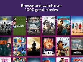 Screenshot of Sky Movies: Stream 1000 movies