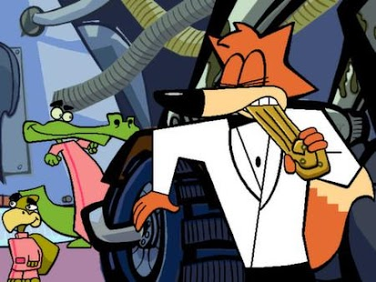 Spy Fox Operation Ozone- screenshot thumbnail
