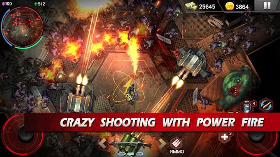 Zombie Shoot:Pandemic Survivor Screenshot