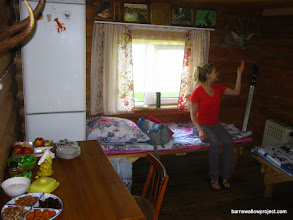 Photo: Our room for our week at Kamislov: basically the Ritz of field work!