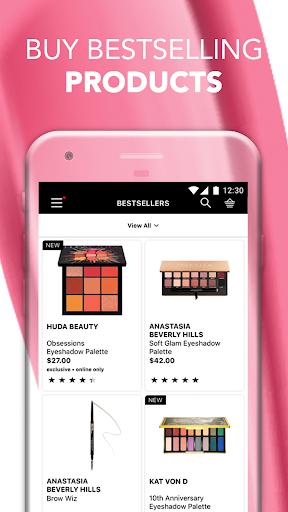 Sephora: Skin Care, Beauty Makeup & Fragrance Shop  screenshots 3