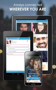 Tchatche : Chat & Dating - screenshot thumbnail