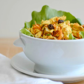 Trader Joe's Curry Chicken Salad Copycat